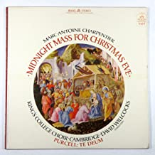 charpentier midnight mass for christmas