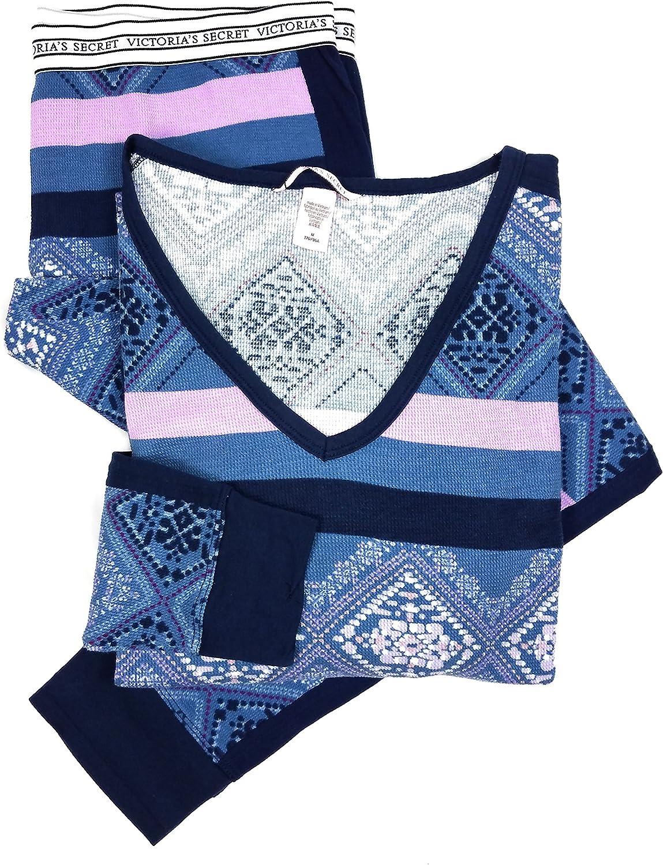 Victoria's Secret Thermal PJ Set 2017 Pajamas XS,S,M,Lg,XL