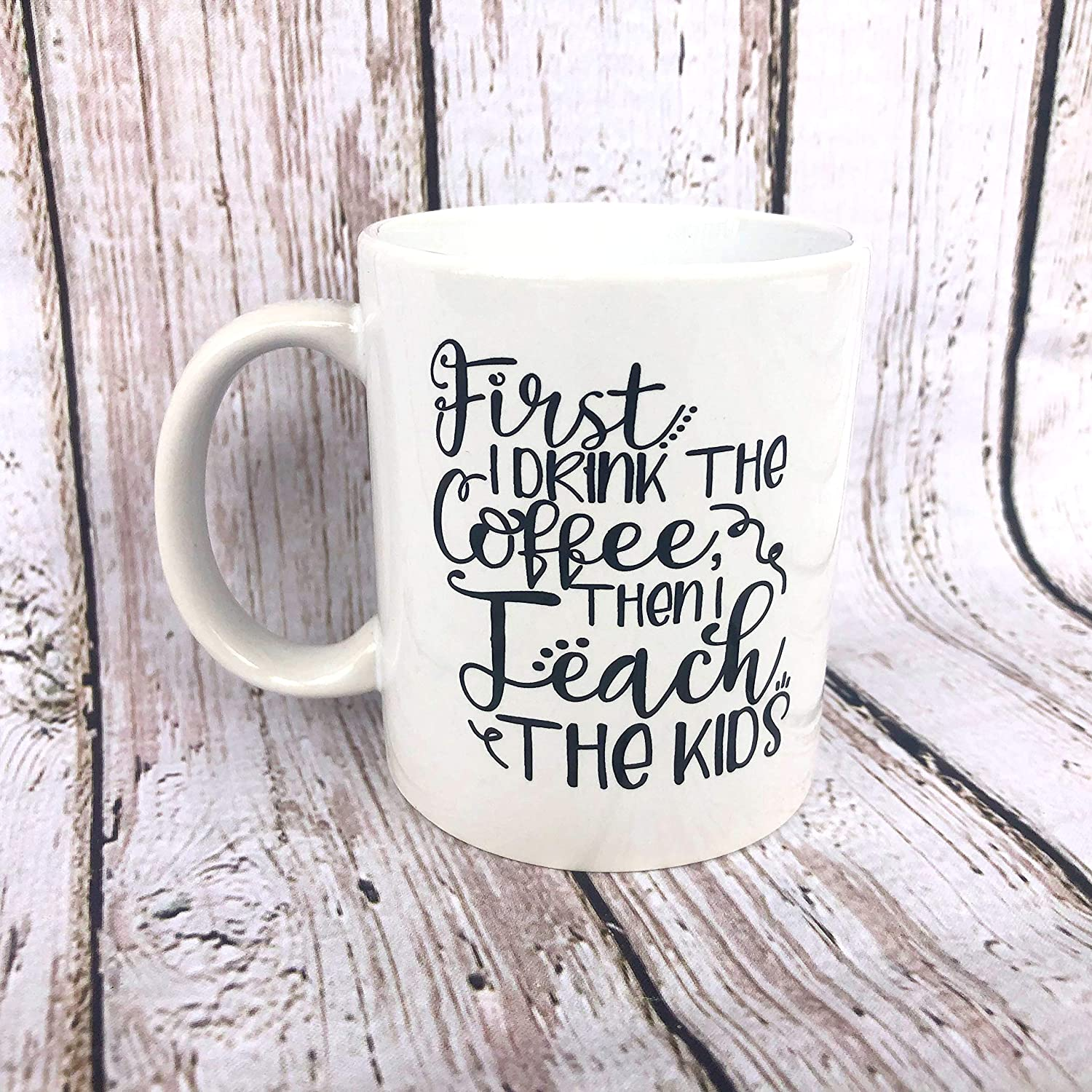 Limited price sale Funny Teacher's Gift Discount is also underway 11oz Coffee Mug