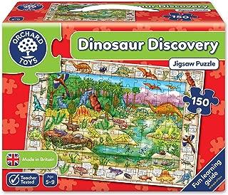 orchard toys dinosaur puzzle