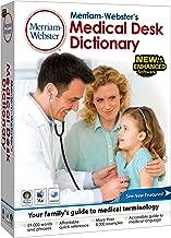 Merriam-Webster's Medical Desk Dictionary, v.4