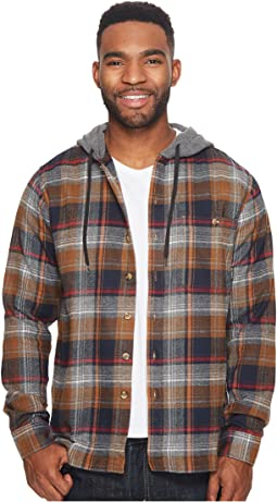 Billabong - Baja Flannel Long Sleeve Top