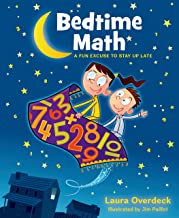 Bedtime Math: A Fun Excuse to Stay Up Late (Bedtime Math Series Book 1) (English Edition)