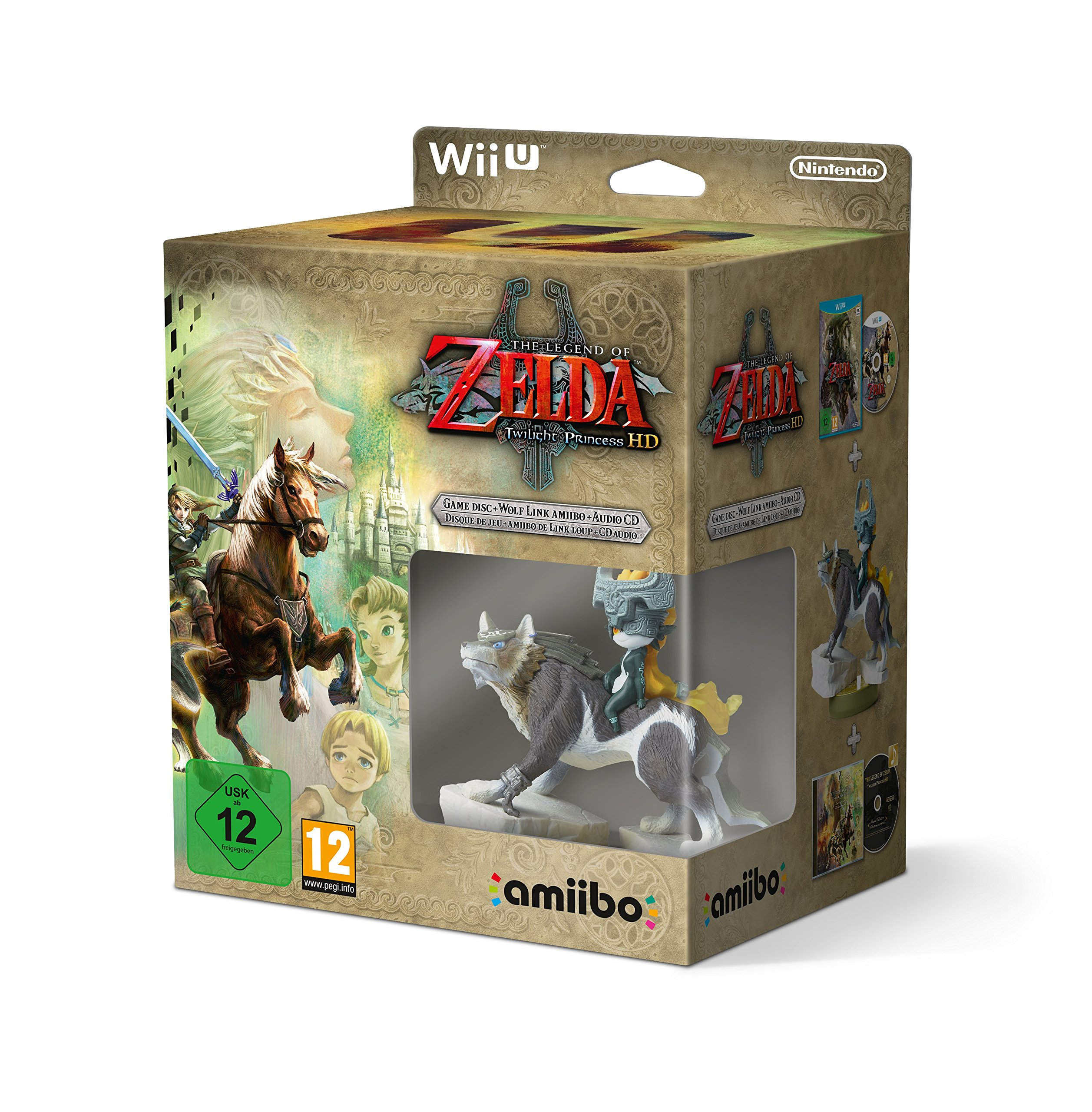 The Legend of Zelda Twilight P.(Ltd.Edt.): Amazon.es: Videojuegos