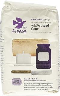 Dove Farms Gluten Free White Bread Flour, 1 kg,75635