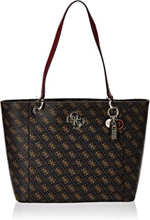 GUESS Womens Noelle Elite Tote HANDBAGS