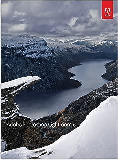 Adobe Photoshop Lightroom 6 - PC [Download]