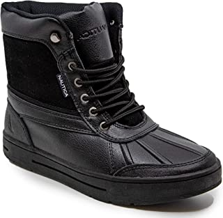 Mens Lockview Insulated Waterproof Snow Boot