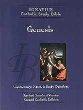 The Book of Genesis: Ignatius Catholic Study Bible