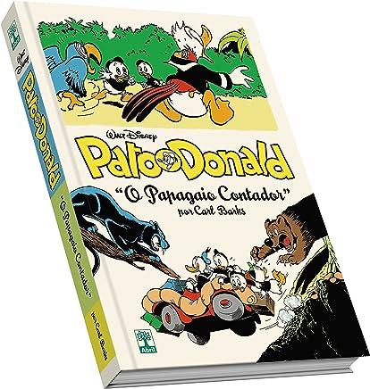 Pato Donald por Carl Barks. O Papagaio Contador