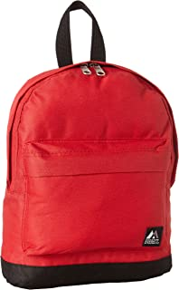 Junior Backpack, Red, One Size