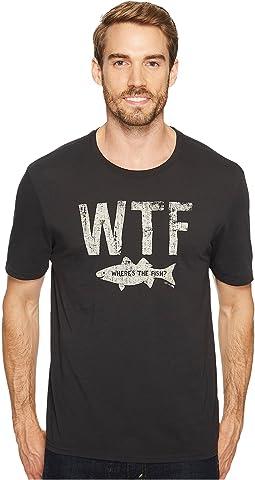 WTF Fish Smooth Tee