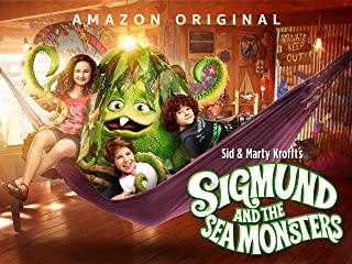 Sigmund and the Sea Monsters (4K UHD)