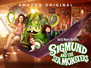 Sigmund and the Sea Monsters - Season 1