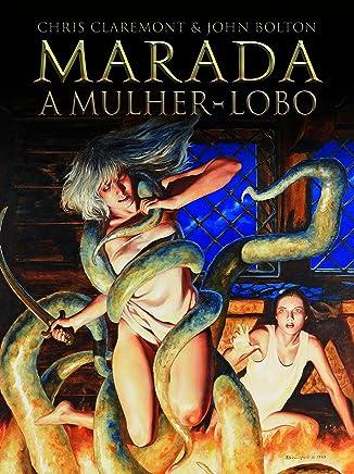 Marada. A Mulher-Lobo - Volume Único Exclusivo Amazon