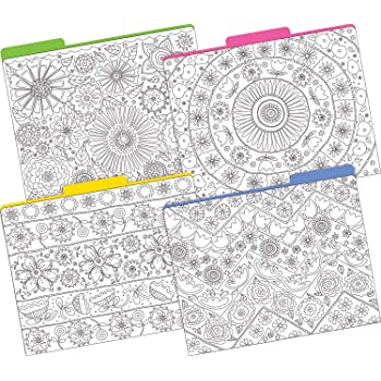 Globe Trotter C R Gibson Coloring File Folders