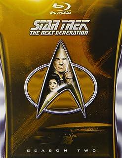Star Trek: The Next Generation - Season 2 [Blu-ray]