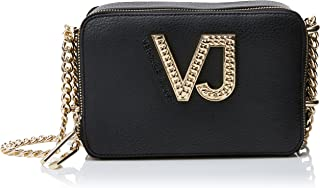 Versace EE1VRBBC2 Black Shoulder Bag for Womens