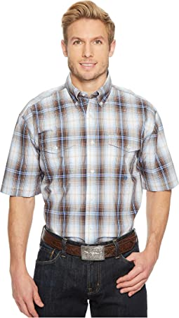 Roper - 1525 Bluesy Plaid