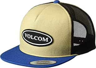 Volcom Men's Logger 5 Panel Cheese Style Snap Back Hat