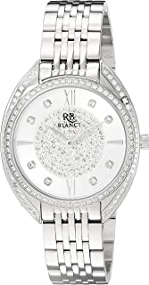 Roberto Bianci Watches Women'S 'Aveta' Quartz Stainless Steel Casual Watch, Color Silver-Toned (Model: Rb0210)