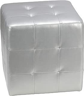 Best silver vanity stool Reviews