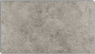 Interlocking Vinyl Wall Tile by Dumawall – Waterproof, Durable 25.59 in. x 14.76 in. Wall/Backsplash Panels for Kitchen, Bathroom, or Shower (8 Panels) (Graphite Tempest)