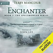 terry mancour enchanter audiobook