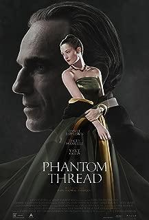 Phantom Thread Movie Poster Limited Print Photo Daniel Day-Lewis Paul Thomas Anderson Size 22x28 #1