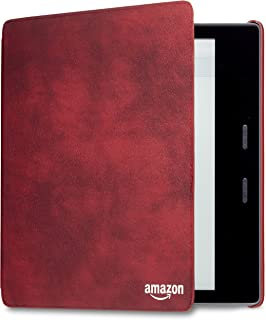 Kindle Oasis Leather Cover (9th & 10th Generation) - Merlot