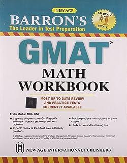 Barron`s GMAT Math Workbook By Markal, Ender