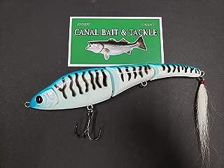Canal Magic Swimmer Light Blue Mackerel 9