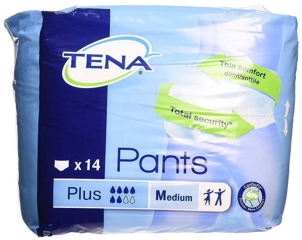 販売計画ぬいぐるみ洗練TENA パンツ プラス M 792514 14枚