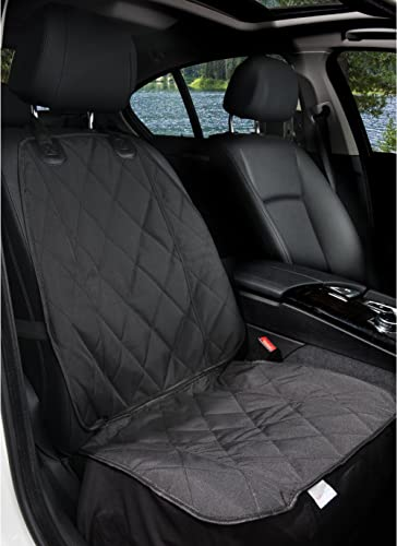 VOLVO XC90 ALL YEARS 2 Fronts Heavy Duty Black Waterproof Car Seat Covers