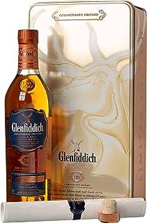 Glenfiddich 125 Anniversary Limited Edition mit Geschenkverpackung Whisky 1 x 0.7 l