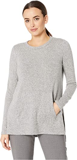 Long Sleeve Pocket Sweater