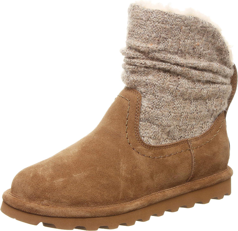 BEARPAW Women's Virginia Gray Boot