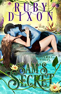 Sam's Secret: A SciFi Alien Romance (Icehome Book 15)