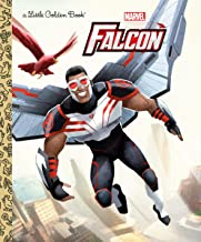 The Falcon (Marvel Avengers) (Little Golden Book)