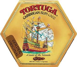 Tortuga Caribbean Golden Original Rum Cake 112g