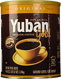 Best yuban gold ground coffee Reviews