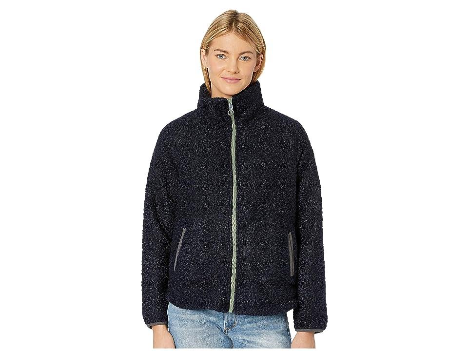Woolrich Siskiyou Fleece Jacket (Navy) Women