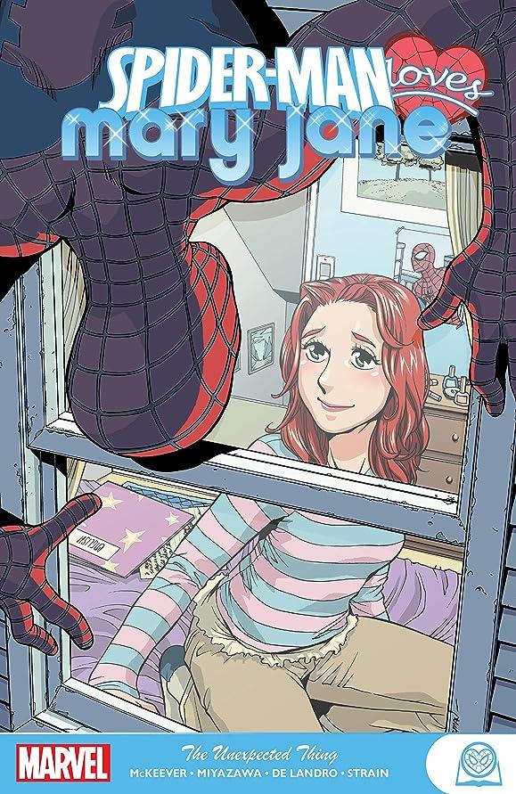 悩み手のひら広告主Spider-Man Loves Mary Jane: The Unexpected Thing (Spider-Man Loves Mary Jane: The Real Thing) (English Edition)