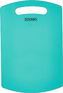 Amazon Brand - Solimo Plastic Cutting/Chopping Board
