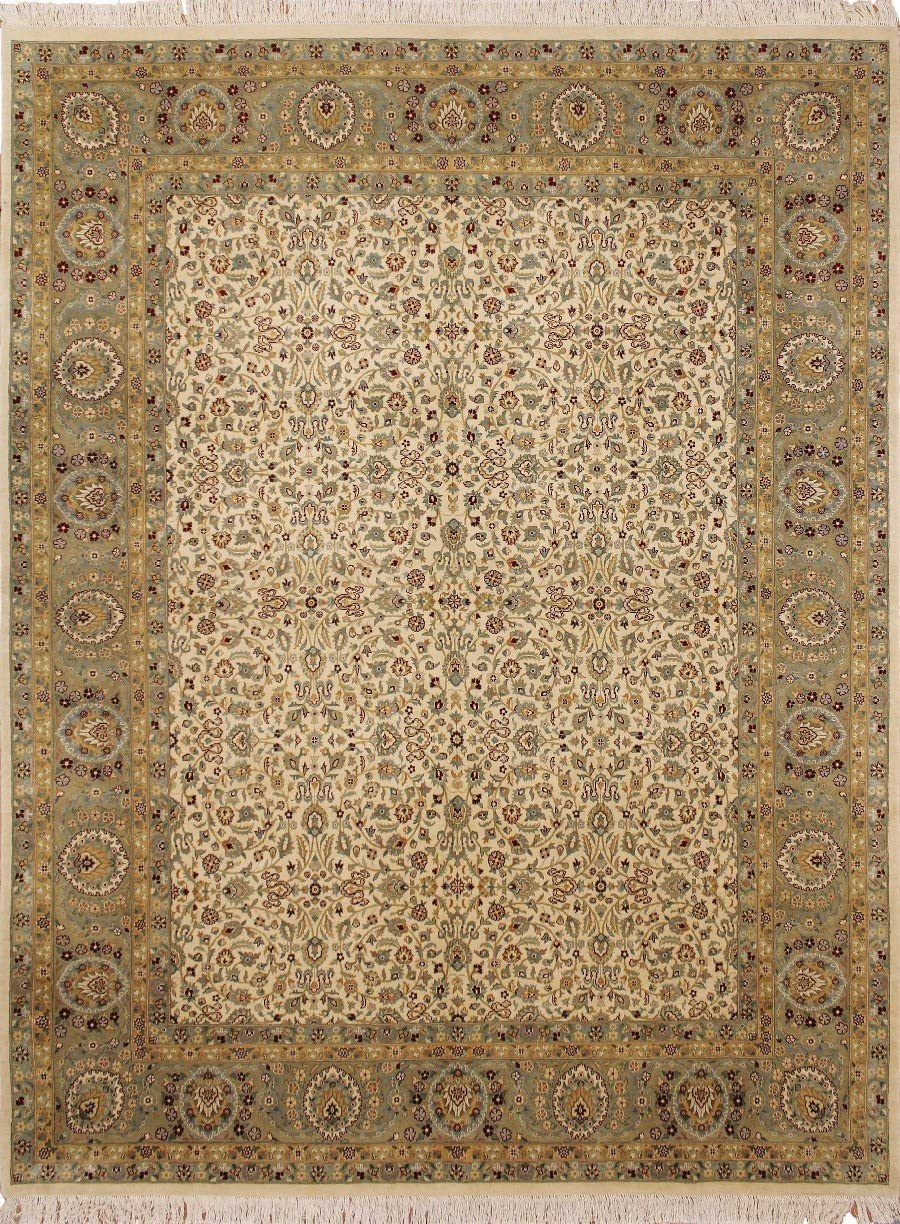 Noori Rug Hand Knotted Area x 10'4