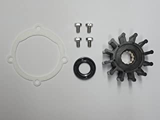 StayCoolPumps Impeller Repair Service Kit Replaces Johnson 09-45808 F5B-9 Pump 10-24228-1