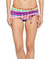 Dream Weavers Adjustable Sarong Skirted Hipster