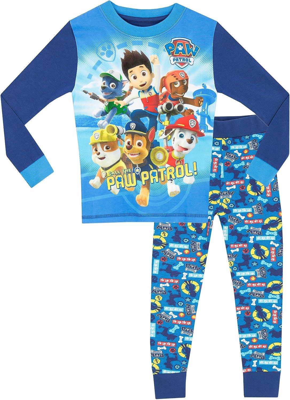 Paw Patrol Boys Shortie Pajamas 18-24 Months