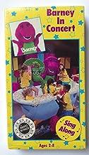 Barney In Concert VHS