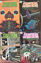 Starstream comics..Adventures in Science Fiction..volumes 1-4